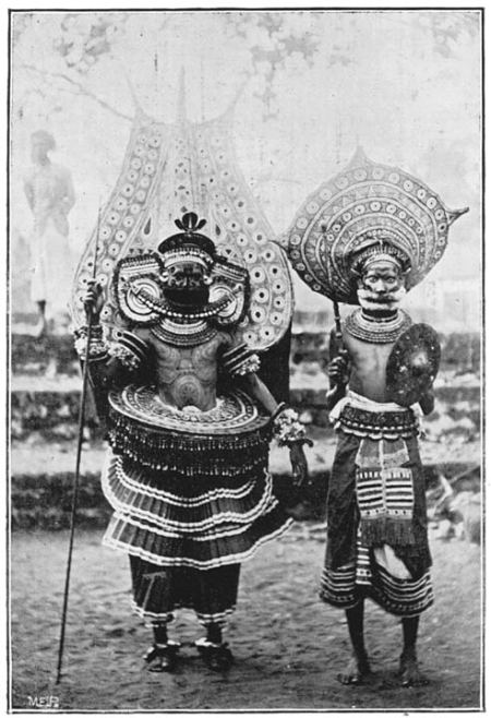 Image of Malayan Devil-Dancers (pl4-441)