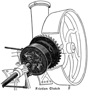 Image of Friction Clutch Mechanism