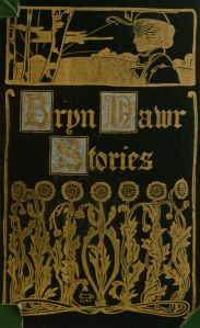 Book cover - Bryn Mawr Stories