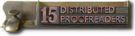 15th anniversary banner