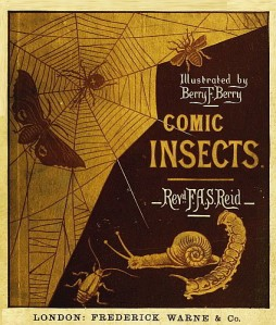 Comic Insects cover