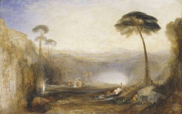 Turner Golden Bough