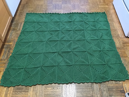 genknit blanket